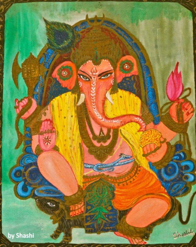01-Ganesha Edited 1988